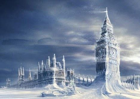 ice age r city global cooling how the sun caused frost fares on the
