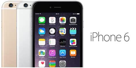 d iphone 6 les meilleurs forfaits pour l iphone 6 d apple
