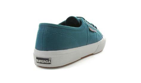 Original Superga 2750 Macramew Sepatu Unisex Shoes Blue Navy superga unisex 2750 cotu classic blue canvas trainers