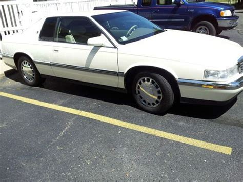 how can i learn about cars 1994 cadillac eldorado transmission control buy used 1994 cadillac eldorado touring coupe 2 door 4 6l in jackson michigan united states