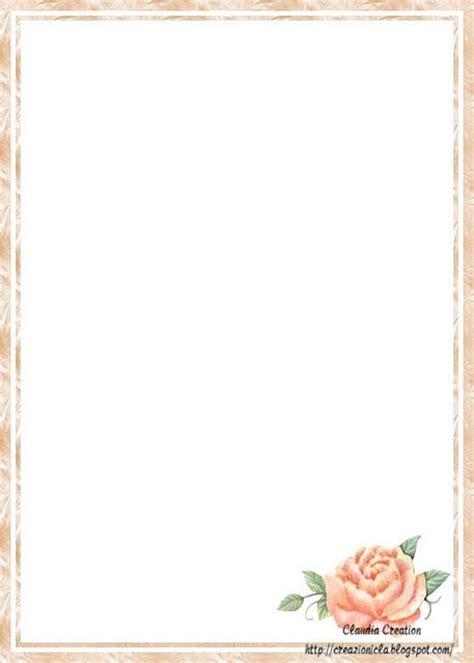 Foglio Per Lettera D Da Stare by Cornici Per Lettere D 28 Images Cornicette E Bordi