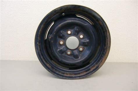 Pontiac Bolt Pattern sell 1960 s gm 14x5 steel wheel 5x4 75 bolt pattern chevy