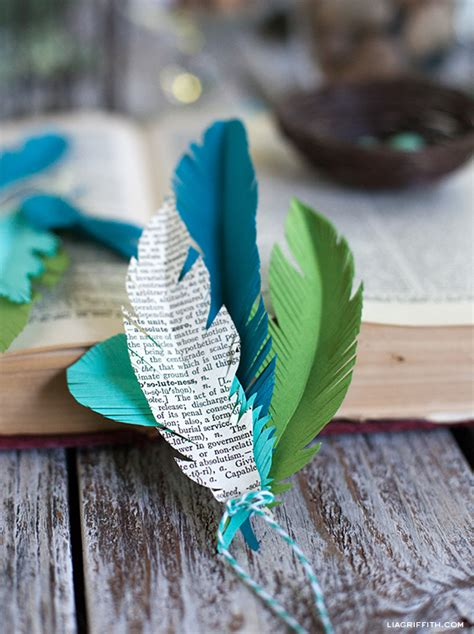 Make Paper Feathers - paper feather signature template make paper tutorials