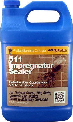 miracle sealants 511 impregnator sealer gallon picture 1