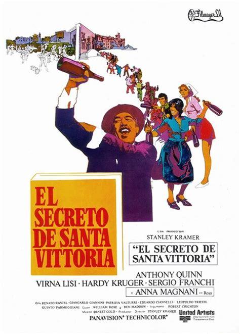 cartel de anacleto agente secreto poster 3 sensacine com cartel de el secreto de santa vittoria poster 1 sensacine com