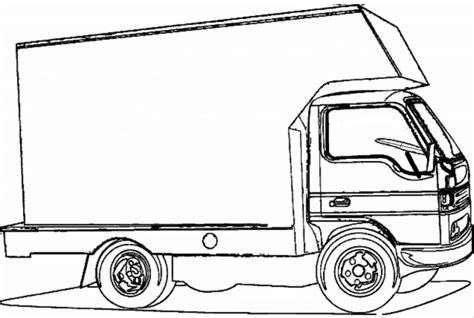 15 Pickup Truck Coloring Pages Demplates Up Truck Coloring Pages