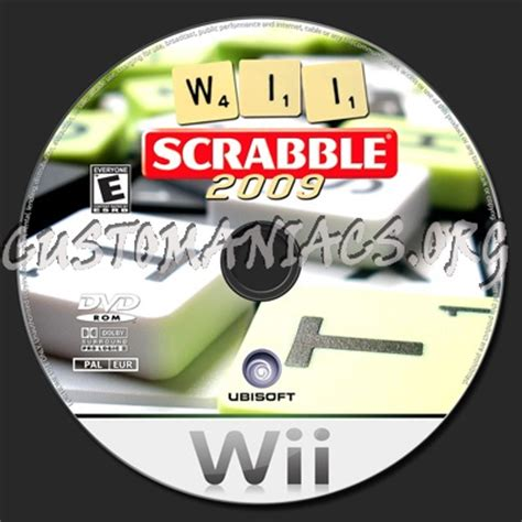 scrabble for wii forum wii custom labels page 8 dvd covers labels by