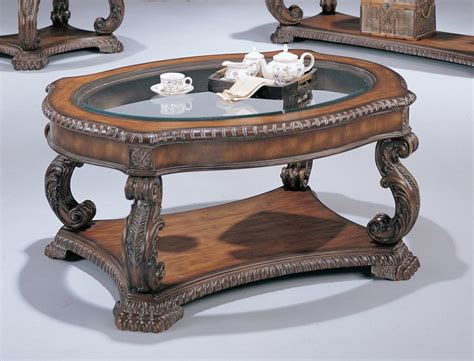 antique finish coffee table coffee tables