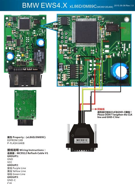 obd ii diagnostic interface pinout diagram pinoutguide