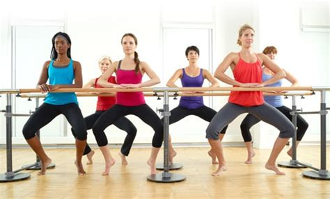 Total Barre Barre Certification Training Merrithew Barre Class Template