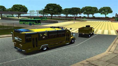 mod bus game haulin mod bus intermedio international indubo y mapa by edo8 18