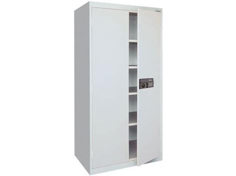welded steel storage cabinet w digital lock 36 quot x24 quot x72 quot h