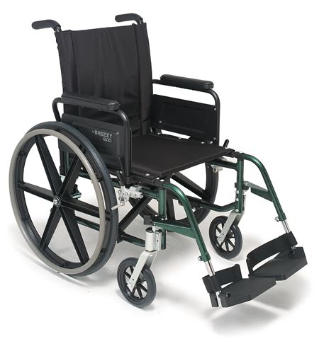 wheel chair breezy 600 lightweight wheelchair free shipping