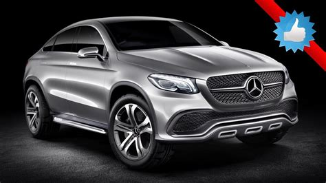 mercedes benz jeep 2015 2015 mercedes benz concept coupe suv youtube