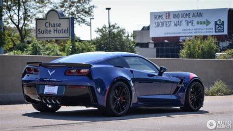 C7 Corvette Grand Sport by Chevrolet Corvette C7 Grand Sport 11 September 2016