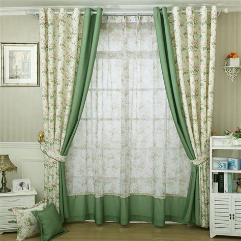 Window Curtain Panel Decorating Curtains For Picture More Detailed Picture About Rustic Pastoral Window Curtain For Kitchen