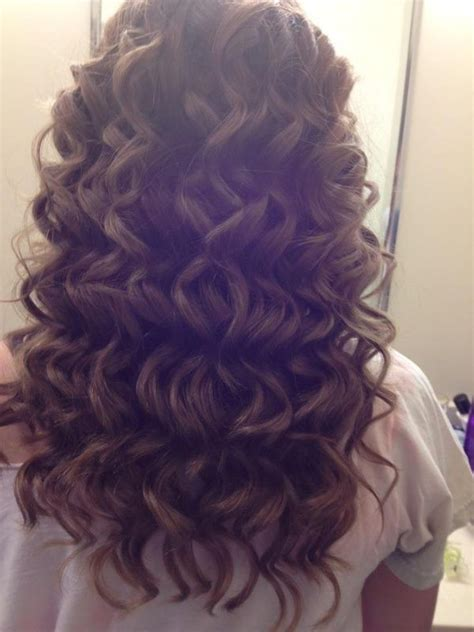 Easy Curling Wand For Permed Hair | 183 best images about long hair on pinterest her hair