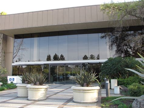 Hp Corporate Office by Hewlett Packard Corporate Headquarters Building