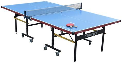 Patio Table Length Sale On Slazenger Size Outdoor Table Tennis Table