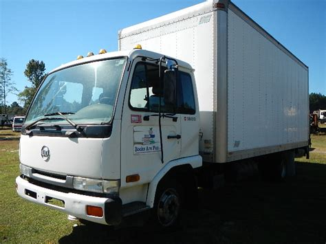 nissan 1800 number 1995 nissan ud 1800 fe6ta m t busbee s trucks and parts