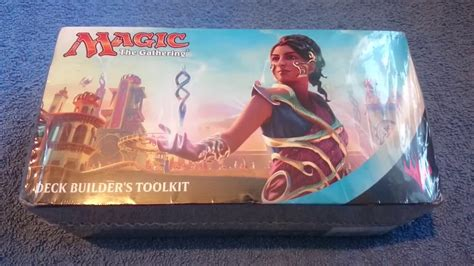 Deck Builder S Toolkit by Magic The Gathering Mtg Kaladesh Deck Builder S Toolkit