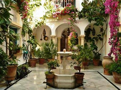 Patio Espagnol by Patio Espanol Plants And Garden Patio