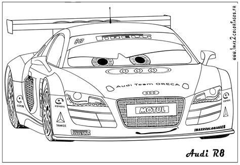 cars coloring pages the king nos jeux de coloriage audi 224 imprimer gratuit page 2 of 3