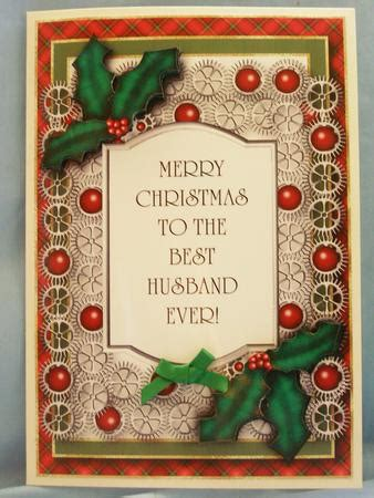 gears cogs husband christmas card front cup craftsuprint