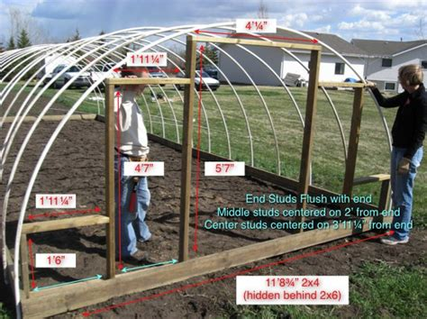 hoop house construction plans 10 diy greenhouse building plans the self sufficient living