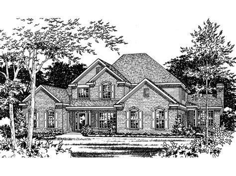 southern luxury house plans granberry southern luxury home plan 058d 0036 house