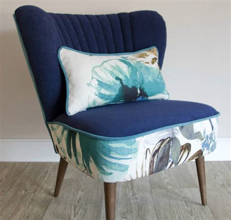 upcycled armchair carlina mid century upcycled armchair by modoo home