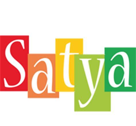 Satya Name Wallpaper