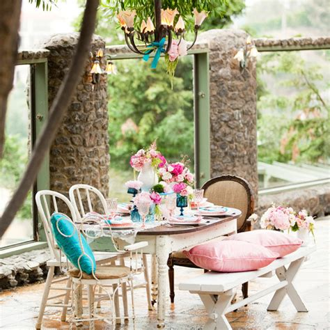 vintage backyard party 115 cheap and stylish ideas for diy table decoration