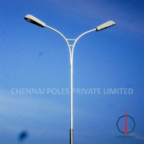 swedged tubular pole chennai poles private limited