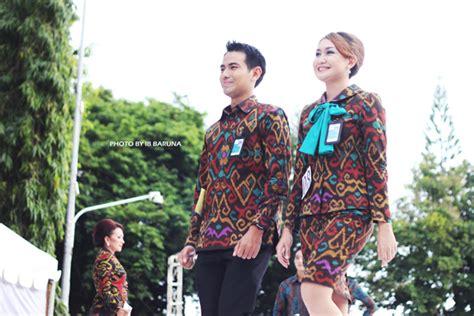 Klungkung Dress model baju endek modified hairstylegalleries