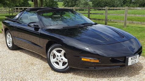 Pontiac Trans Am T Top by Used Pontiac Trans Am T Top 5 7 V8 Been In Uk Since 1997