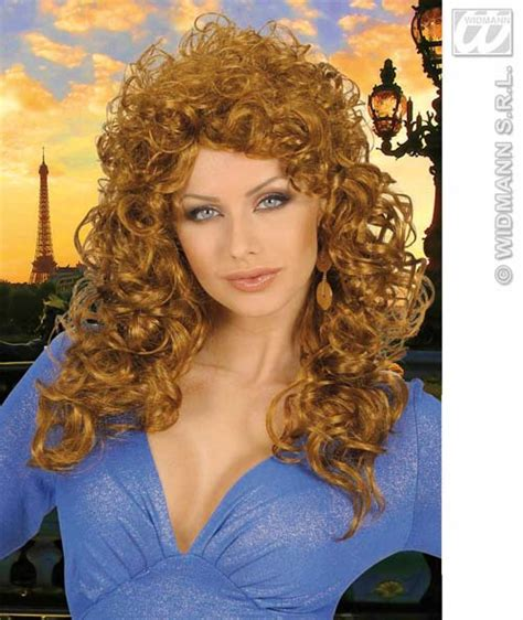 country singer with hair long curly hair blonde wig country singer dolly parton