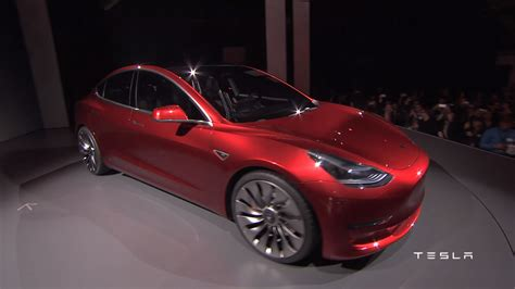 Tesla Ivender Iii Authentic 1 2017 tesla model 3 1 auto bild