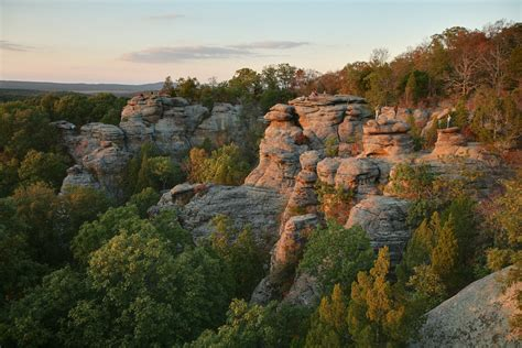 Garden Of The Gods Illinois Address by Plan A Summer Getaway In Illinois To These 10 Parks Huffpost