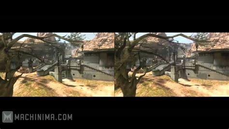 imagenes en 3d sin lentes halo reach en 3d sin gafas youtube