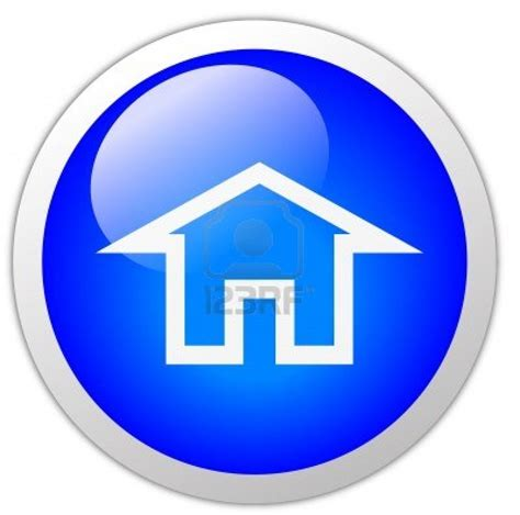 How To Get The Home Button On The Screen by 11 House Icon Button Images House Icon Home Button