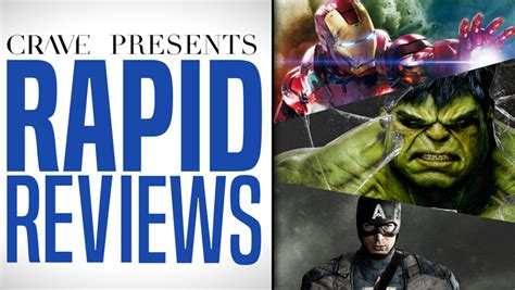 marvel film ratings rapid reviews every marvel movie reviewed in 60 seconds