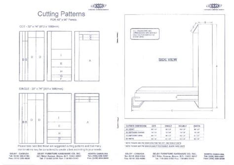 home made murphy bed plans how to build a murphy bed hardware and plans arizona