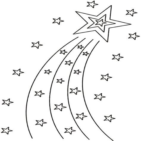 imagenes alusivas ala navidad dibujos para colorear de estrellas fugaces alusivas a la