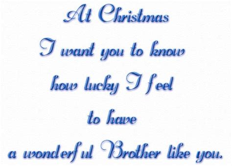 merry christmas brother quotes quotesgram