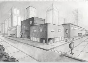 Create Scale Drawings Online 2 point perspective photography google search drawing