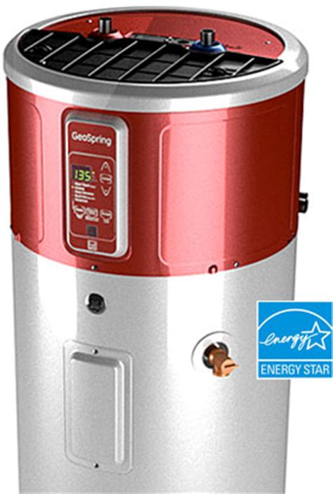 ge heat water heater ge launches geospring its most energy efficient hybrid
