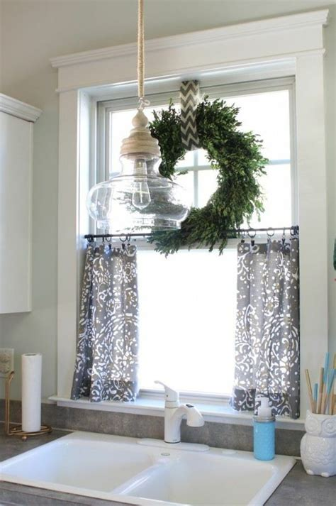 kitchen window dressing ideas kitchen window treatments ideas my daily magazine