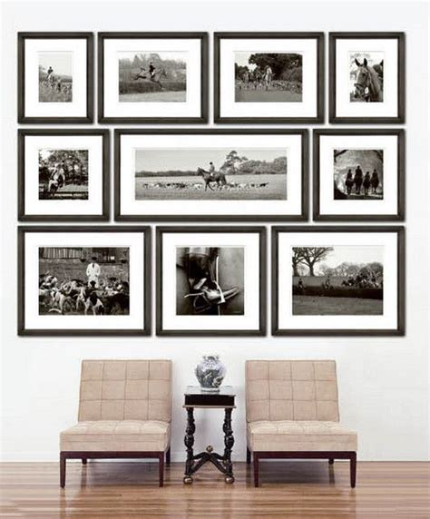 photo gallery ideas 31 modern photo gallery wall ideas shelterness