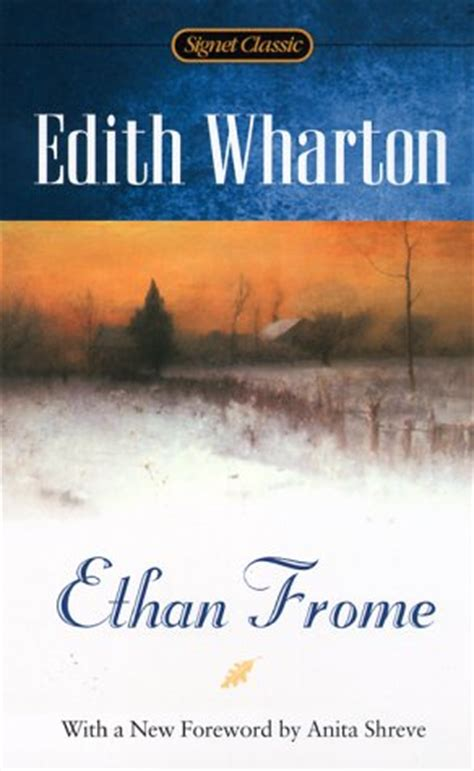 ethan frome books amsu english11 ethan frome